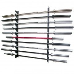 Barbell Rack quality set from KettlebellShop™