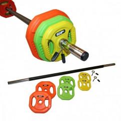 BodyPump, set 20 kg