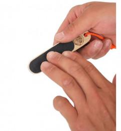 Climbskin File, hand repair