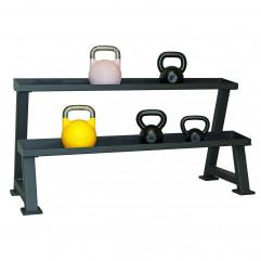 Kettlebell hylde/rack god kvalitet fra KettlebellShop®