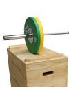 Wood Jerk Block from KettlebellShop®