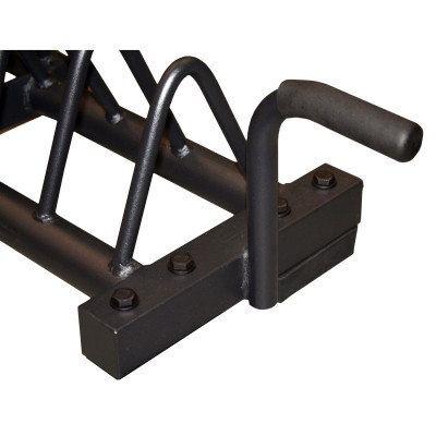 Bumperplate Rack Vogn