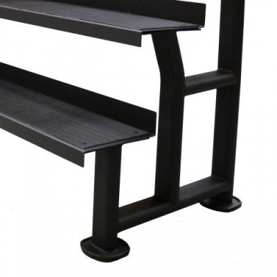 Detalje af Kettlebell rack 3 hylder/shelves from KettlebellShop®