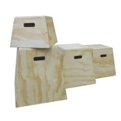 Plyo Box sæt fra KettlebellShop™