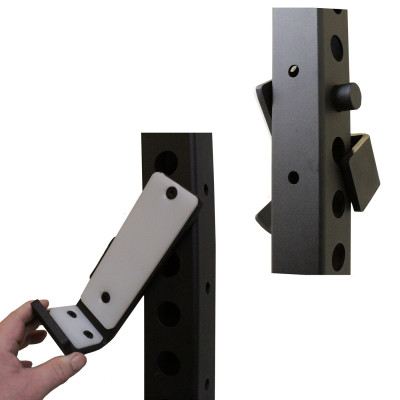 J-hooks til Squat Rack fra KettlebellShop®