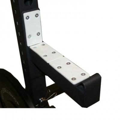 Stor hook til Squat Rack Pro fra KettlebellShop®
