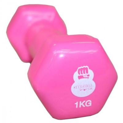 Vinyl 1 kg håndvægt fra KettlebellShop™